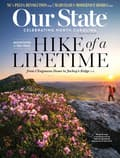 Example of online magazine - Celebrating North Carolina