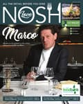 Example of online magazine - NOSH