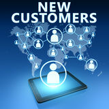 Increased contact to new customers