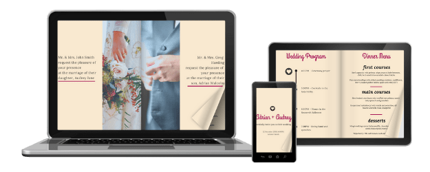 Invitations on all devices