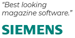 Paperturn trusted by Siemens