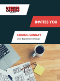 Example of an online invitation - Wonder Coders Odense