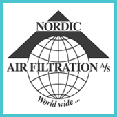 Nordic air filtration customer