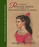 Livre électronique Princess Maria and the adventure of Elena